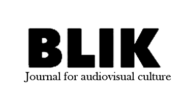 BLIK, Journal for audiovisual culture