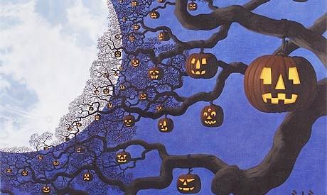 HalloweenTree Fahey