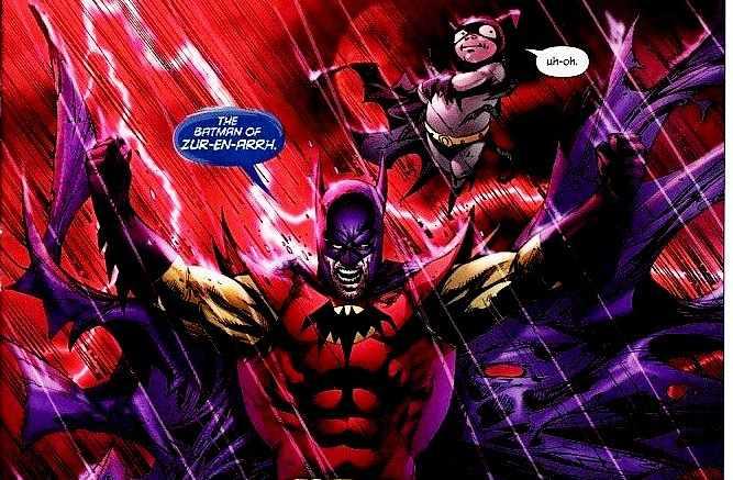 Zur-En-Arrh Batman és Bat-Mite