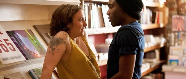 lena_dunham_donald_glover_girls_season_2_