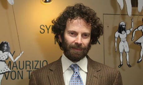 Charlie kaufman in 2009