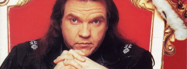 Meatloaf - To Hell And Back - cover