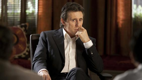 Gabriel Byrne, az In Treatment terapeutája