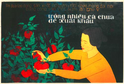 Poster-Vietnam-woman