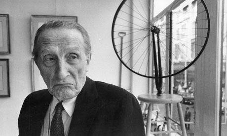 Barbican salutes Marcel Duchamp, man who transformed 20th century art