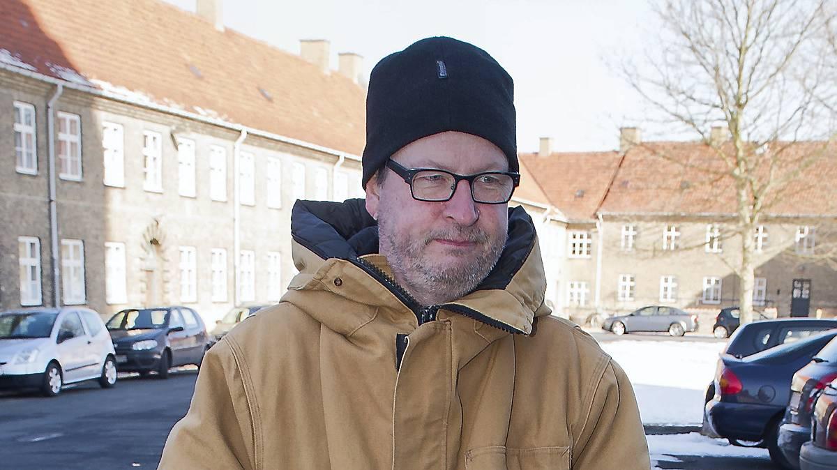 Holger Juul Hansen bisættes