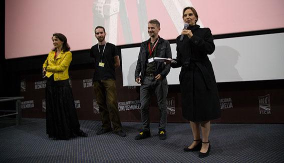 Orsolya Török-Illyés, Márton Árva, Szabolcs Hajdu, Daniela Michel