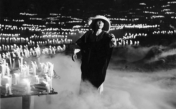 Macario (1960, Mexico) Directed by Roberto Gavaldón Shown: Enrique Lucero