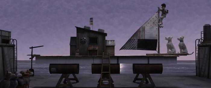 Kutyák szigete (forrás: Berlinale)